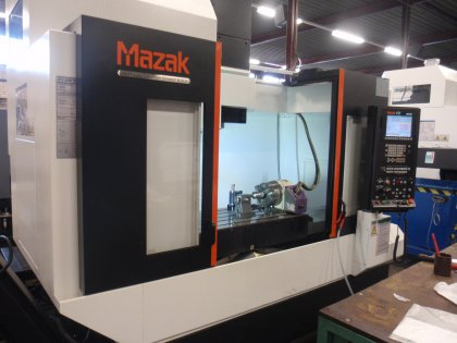 mazak vertical center smart 530 c